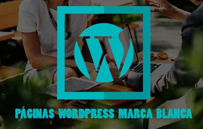 wordpress marca blanca